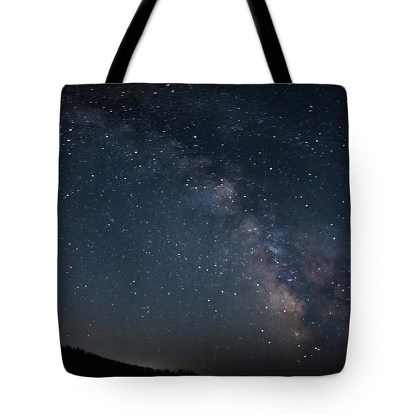 The Center Rising Tote Bag