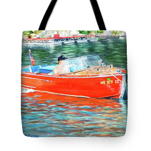 The Century Tote Bag