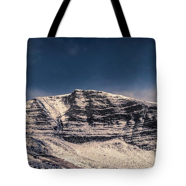 The Challenge Tote Bag