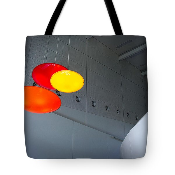 Tote Bag featuring the photograph The Chamber by Tim Nichols