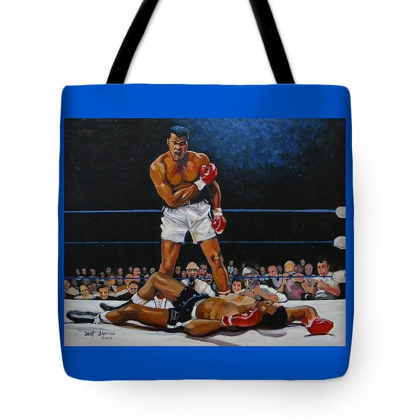The Champ Tote Bag