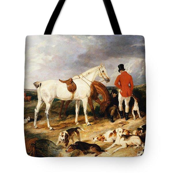 The Change, 1823 Tote Bag