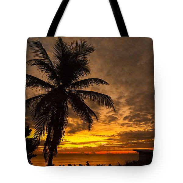 The Changing Light Tote Bag