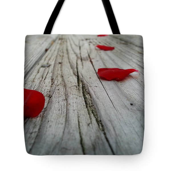 The Character Of Beauty Tote Bag