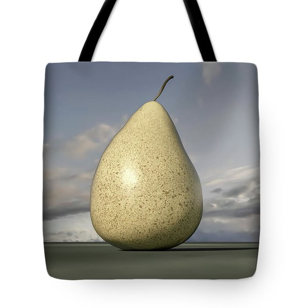 The Charming Pear 1 Of 2 Tote Bag