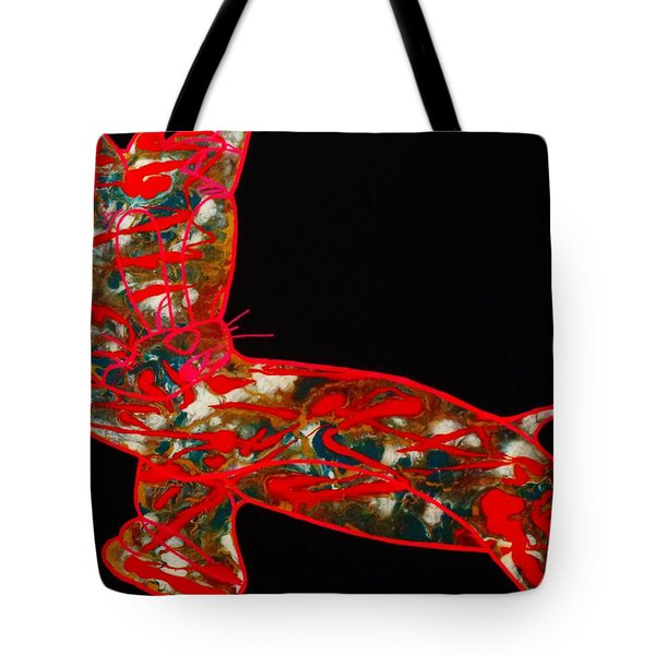 Hidden Messages Tote Bag