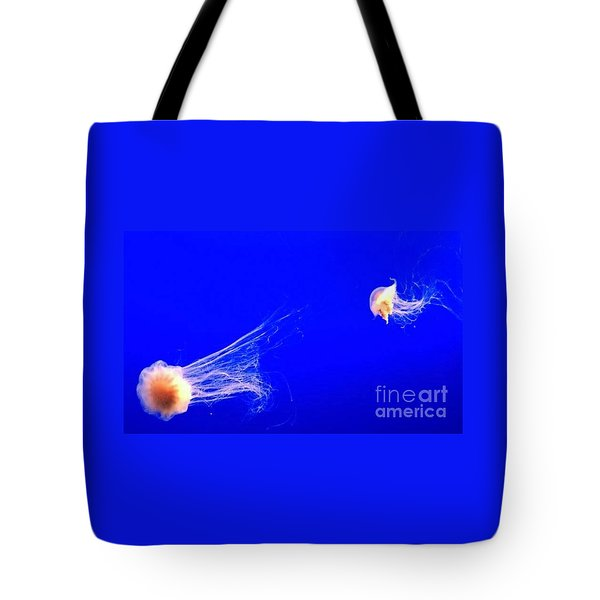 The Chase Tote Bag by Vanessa Palomino
