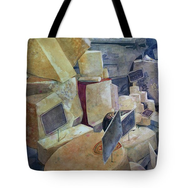 The Cheese Shoppe Tote Bag