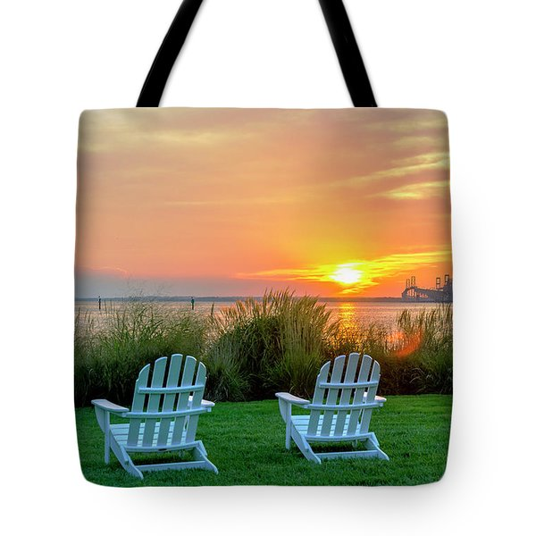 The Chesapeake Tote Bag
