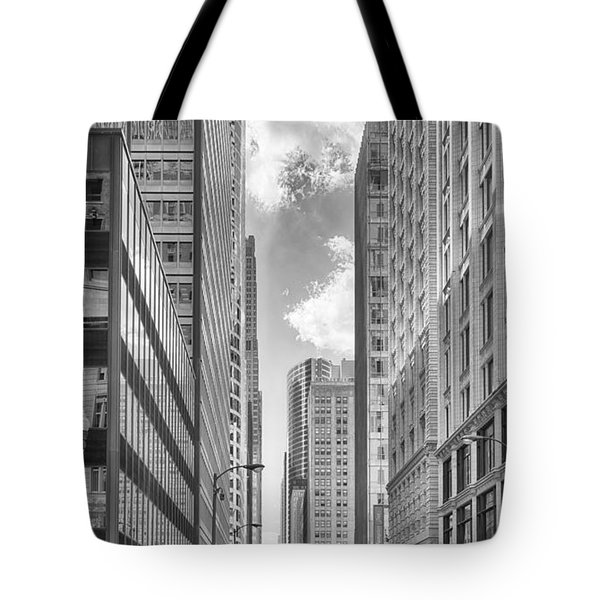The Chicago Loop Tote Bag by Howard Salmon