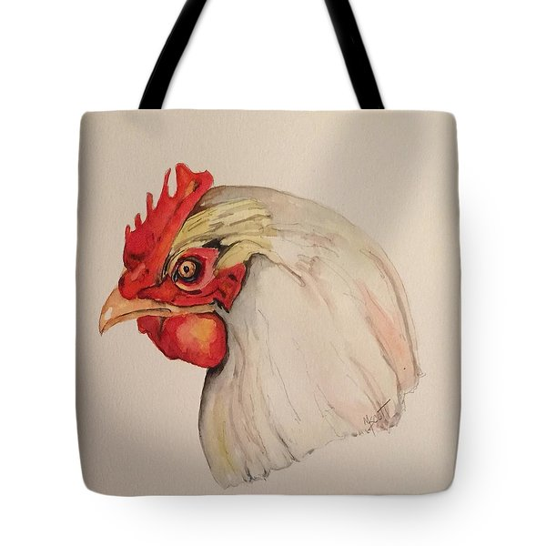 The Chicken Tote Bag