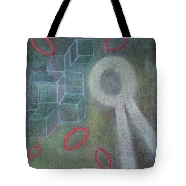 The Childish In One's Heart Tote Bag