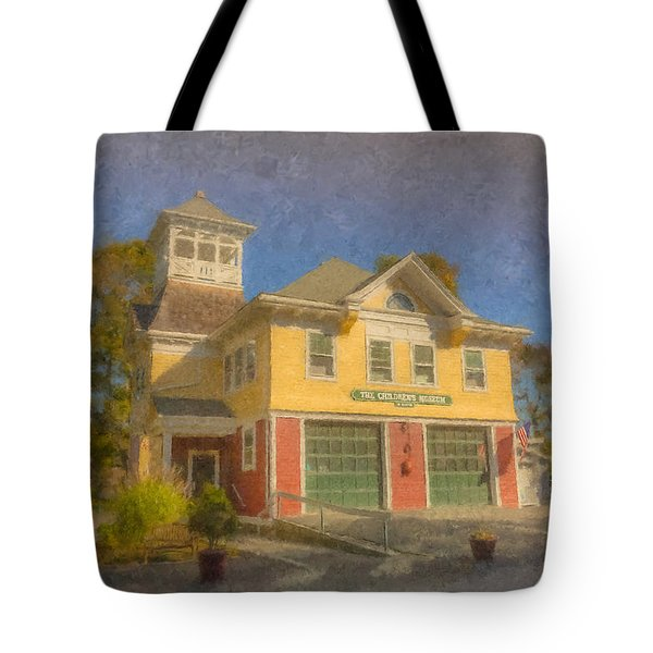 The Children's Museum Of Easton Tote Bag