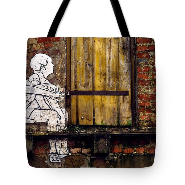 The Child's View Tote Bag