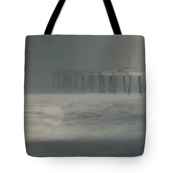 The Chill In My Bones Tote Bag by Laurie Search