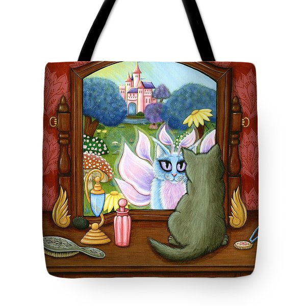 The Chimera Vanity - Fantasy World Tote Bag