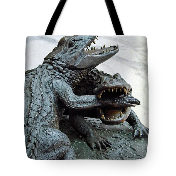 The Chomp Tote Bag
