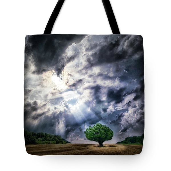Tote Bag featuring the photograph The Chosen by Mark Fuller