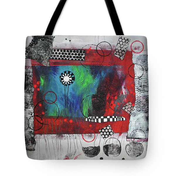 Tote Bag featuring the painting The Chosen One by Kate Word