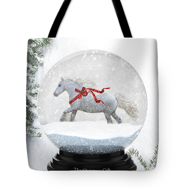 The Christmas Cob Tote Bag