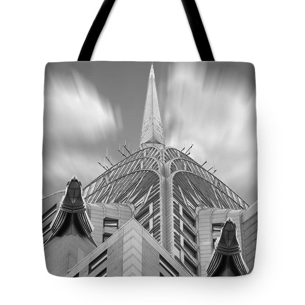 The Chrysler Building 3 Tote Bag