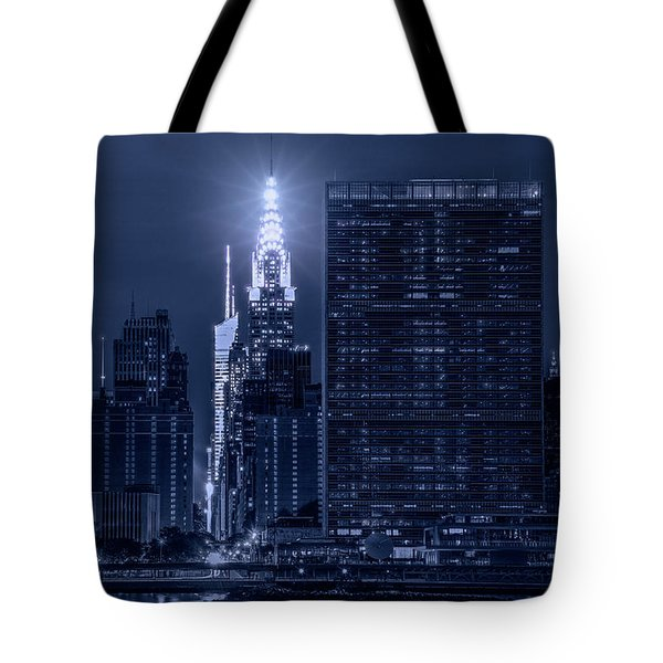 The Chrysler Star Tote Bag