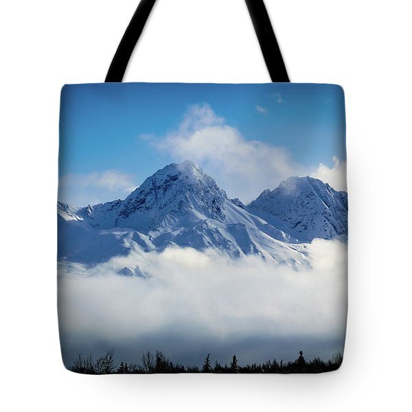 The Chugachs Tote Bag