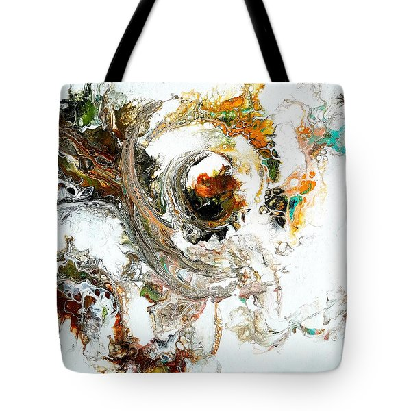 The Circle Of Life Tote Bag