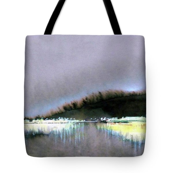 The City Lights Tote Bag by Ed Heaton