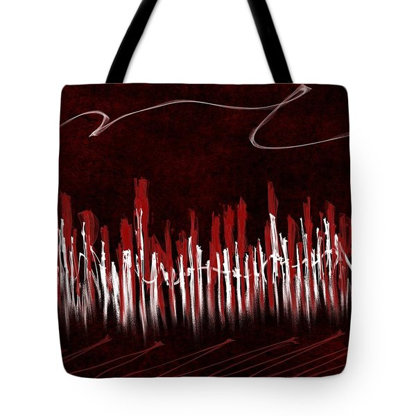 The City Of My Dreams Tote Bag