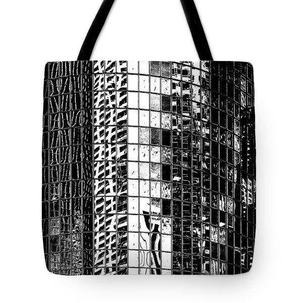 The City Within Tote Bag