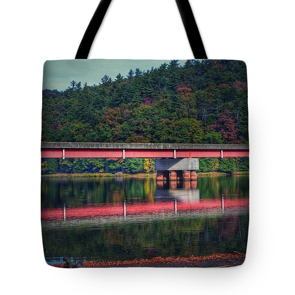 The Clarion Reservoir  Tote Bag