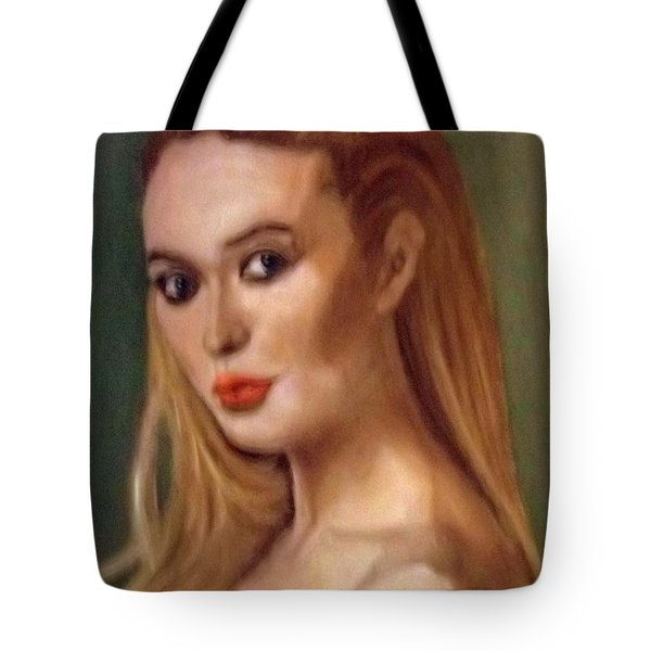 The Classic Beauty Tote Bag