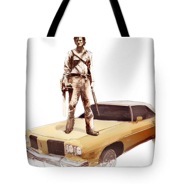 The Classic Tote Bag by Kurt Ramschissel