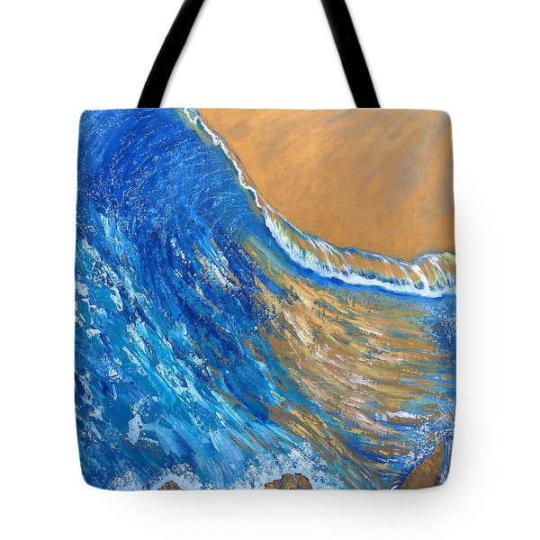 The Cleansing Tote Bag by Jacqueline Martin