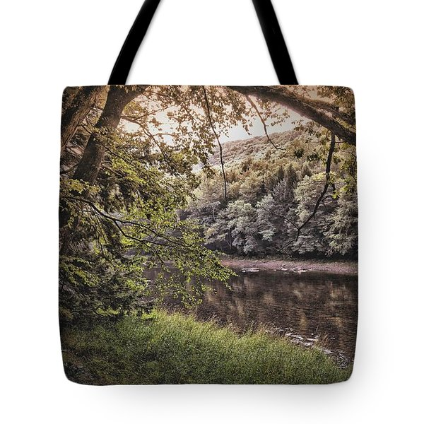The Clearest Way Tote Bag