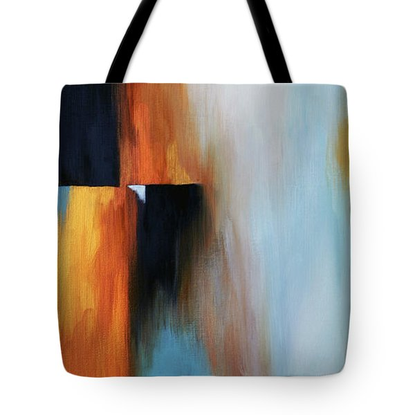 The Clearing 1 Tote Bag by Michelle Joseph-Long