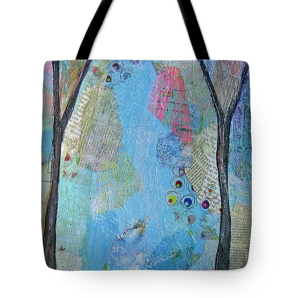 The Clearing I Tote Bag