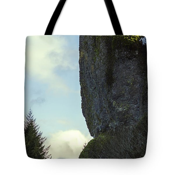 The Cliff Signed Tote Bag