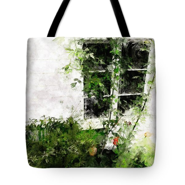 The Climb Tote Bag by Claire Bull