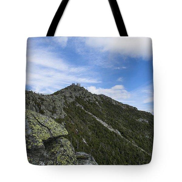 The Climb Tote Bag