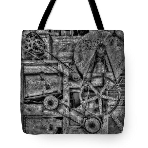 The Clipper Tote Bag