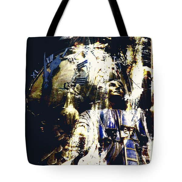 The Clock Struck One Tote Bag