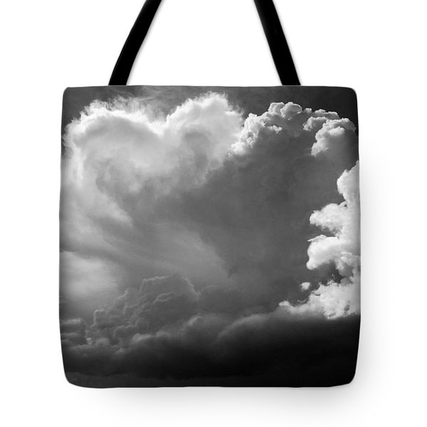 The Cloud Gatherer Tote Bag