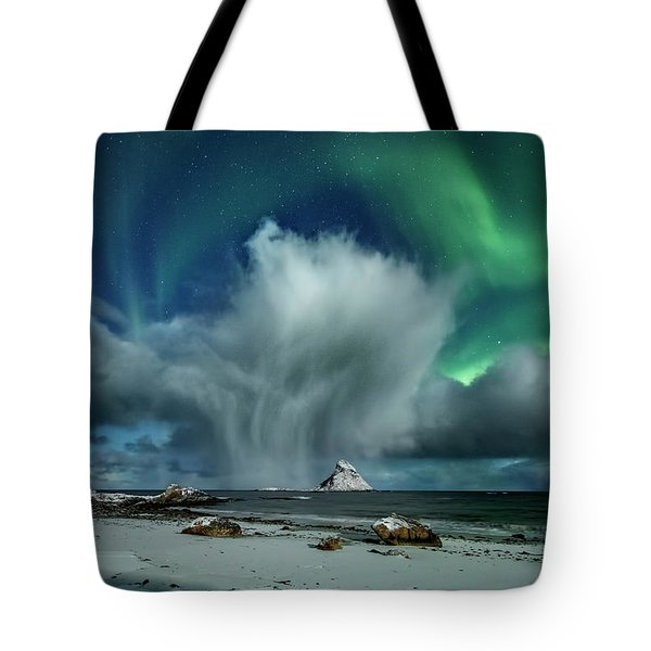 The Cloud I Tote Bag