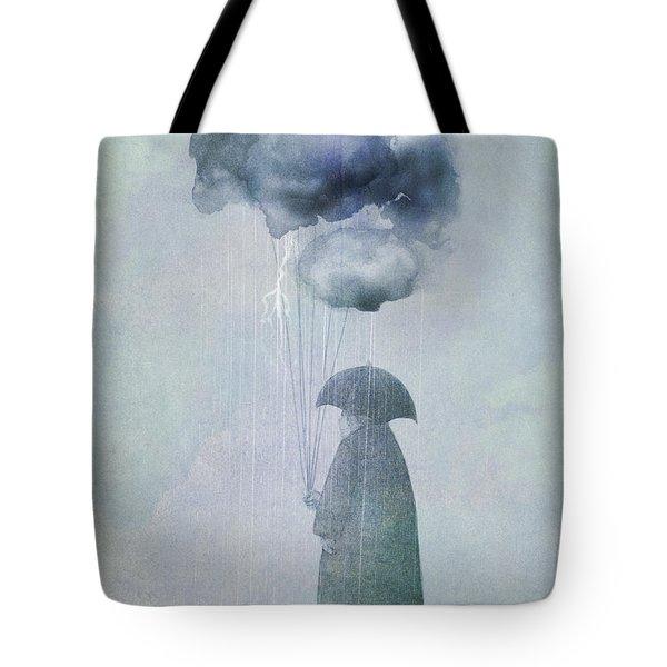 The Cloud Seller Tote Bag