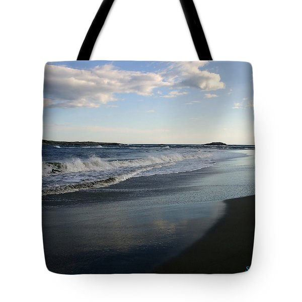 The Coast Tote Bag