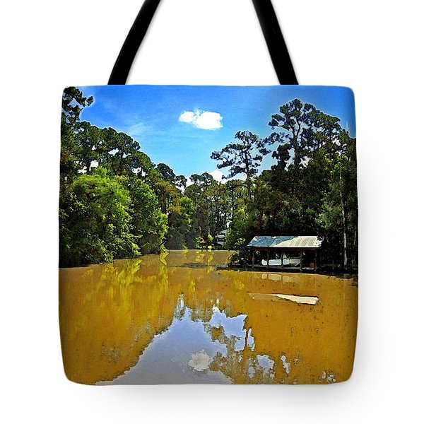 The Cold Hole Tote Bag