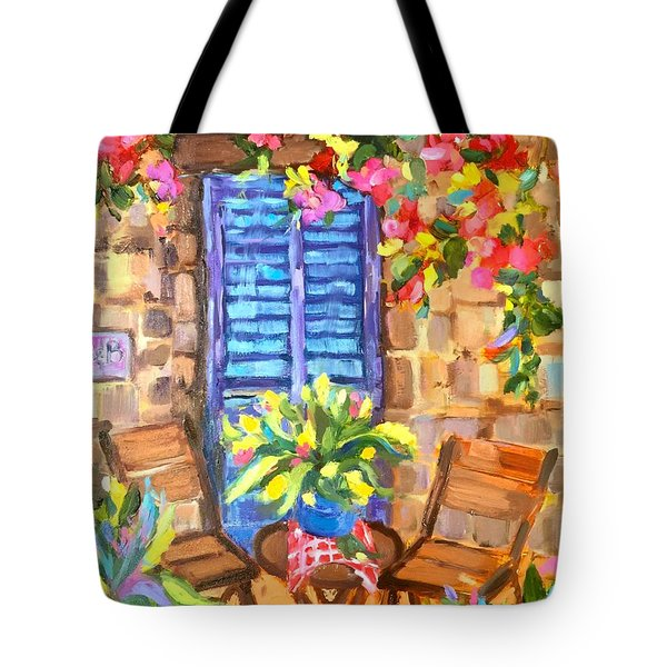 The Color Of Happy Tote Bag