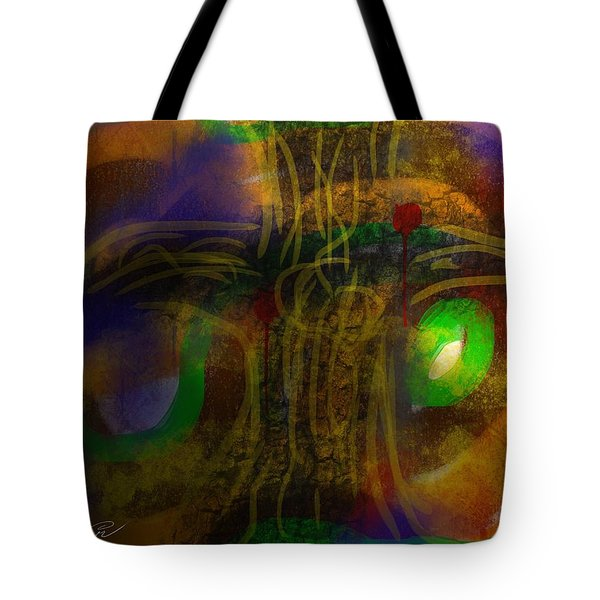 The Color Of Life Tote Bag